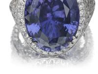 This incredibly rare color-change natural sapphire,