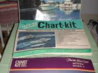 Nautical Charts:  (three books of charts) Two - Region