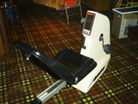 Nautilus AR-300 Recumbent Bike Bike is in excellent