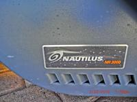 Nautilus NR 3000 Recumbent exercise bike! Great bike,