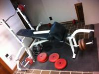 Nautilus NT-907 Workout Station in very good condition!