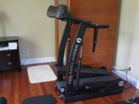 Hi, I am selling this Nautilus Treadclimber TC5000 for