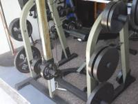Remarkable Nautilus Weight Bench System. It consist of