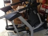 This is an high end, commercial grade elliptical
