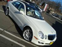 2008 MERCEDES BENZ E350 4MATIC, CLEAN CARFAX, LEATHER,