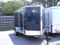 ***NEW*** 5x10 Cargo Trailer by CARRY ON V-nose,