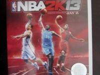 Like New Condition. NBA 2K13 represents all things