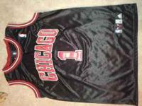 I have two like new NBA Authentic jerseys for sale