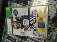 NCAA Football 14 for Xbox 360  If you have any