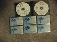 National Court Reporters Association CDs and/or tapes