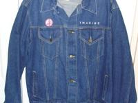 Indigo Palms Denim Company Men's Large Weather Its