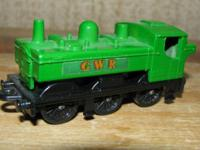Near Mint Matchbox Superfast GWR Pannier Tank Loco