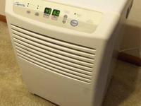 New Contd. - Comfort Air / Digital,Dehumidifier - Looks