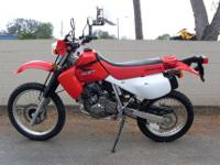 Near perfect 2009 Honda XR650L with ONLY 552 Miles on