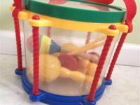 Excellent condition affordable toys: - Drum with all