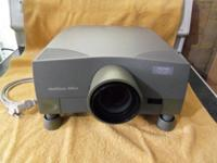HERE IS A GOOD WORKING NEC MULTISYNC MT600 PROJECTOR,