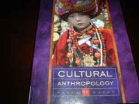 Cultural Anthropology Nana/ Warms 9th edition Used
