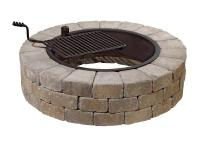 Necessories Fire Pit with Cooking Grate will make any