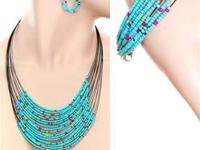 COME IN AND SEE OUR LARGE SELECTION OF NECKLACE AND