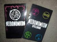 I have The Necronomicon aka the book of the dead and
