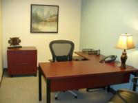 I have an office ready for you to move into right now.