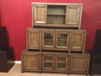 NEED A TV STAND/ENTERTAINMENT WALL UNIT? Location: HIGH