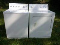 NICE AND SUPER CLEAN RECONDITION WASHERS AND DRYERS