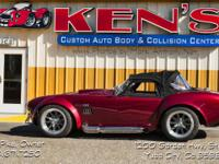 Come to Kens Custom Auto Body & Collision Center in