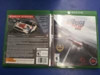 Need For Speed Rivals For Xbox One w/case and papers No