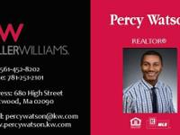 I am a Realtor for Keller Williams Realty and would