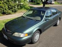 A great 1999 Mazda 626 LX that I need to sell for