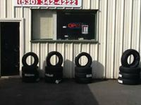WE HAVE SPECIAL SALE TODAY  LOWEST PRICE  NEW MUD TIRES