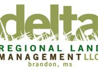 THANK YOU FOR CONSIDERING DELTA REGIONAL LAND