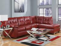 201 Contemporary Sectional  Retails: $1988