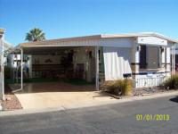 '82 Casa Real Park Model Trailer in Mesa Spirit RV