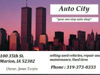Need your engine swapped give us a call at AUTO CITY
