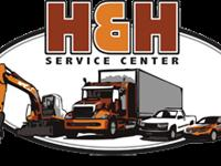 H&H Service Center is located off 2090 Van Horn Rd here