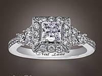 Neil Lane Bridal�® 14K Gold 1 1/3 Carat t.w. Diamond