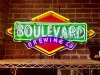 Great man cave lights. Brewery beer light 4 color neon