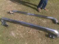 set of nerf bars for 07 ford ext-cab asking $125 call