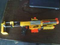 Selling my Nerf guns that I don't use anymore, they're