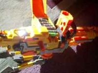 I have a bundle of 4 Nerf guns and accessories for