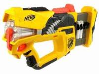Description: Go NERF at night! Take your battle into