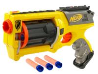 The incredibly cool Hasbro Nerf N-Strike Maverick