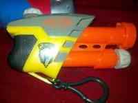 NERF N-Strike SS AS-1, single shot blaster. NERF Dart