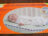 Dexbaby Safe Lift Universal Crib Wedge Great for