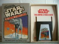 The Atari 2600 Star Wars Cartridge has box as shown