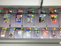 Doc's Video Games!     We carry hundreds of games for