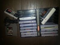 Selling lot of 3 nes systems one n64 system and one
