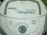 Nesco Professional food dehydrator. Brand brand-new